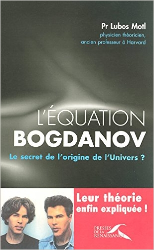 bogdanov equation